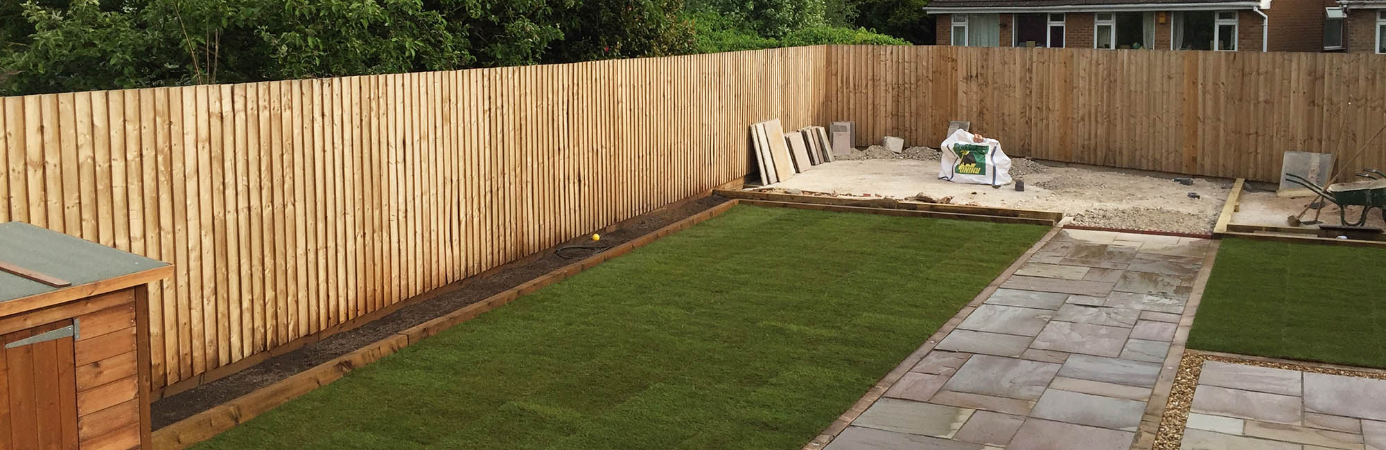 Bespoke Fencing & Decking Services